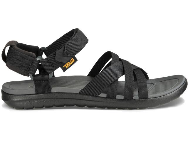 Teva W's Sanborn Sandals Black